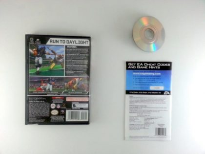 Madden 2007 game for Gamecube (Complete) | The Game Guy
