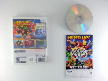 Marvel Super Hero Squad game for Wii (Complete) | The Game Guy