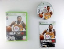 NBA Live 2008 game for Microsoft Xbox 360 -Complete