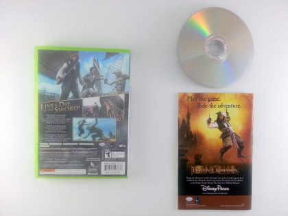 Pirates of the Caribbean At World's End game for Xbox 360 (Complete) | The Game Guy