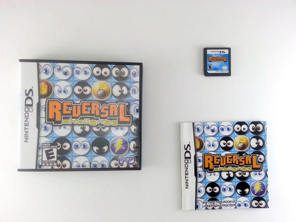 Reversal Challenge game for Nintendo DS -Complete