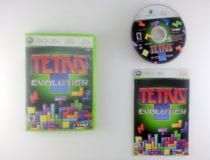 Tetris Evolution game for Microsoft Xbox 360 -Complete