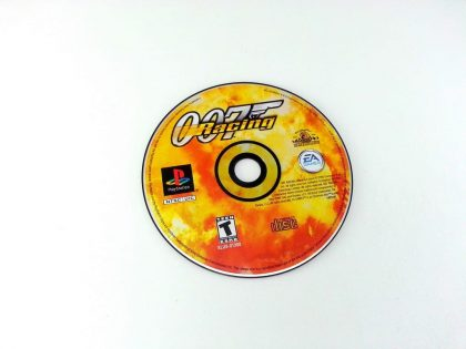 007 Racing game for Sony Playstation PS1 PSX - Loose