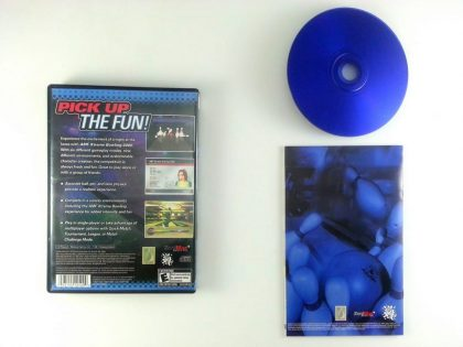 AMF Xtreme Bowling game for Playstation 2 (Complete) | The Game Guy