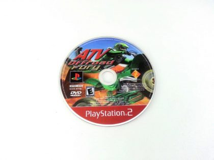 ATV Offroad Fury game for Sony Playstation 2 PS2 - Loose