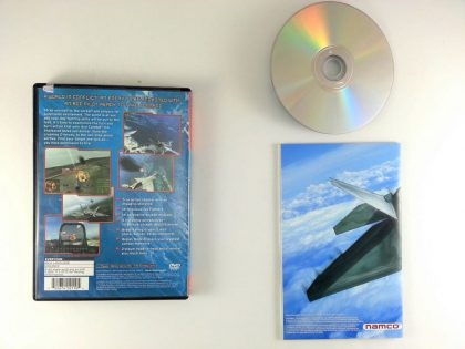 Ace Combat 4 game for Playstation 2 (Complete) | The Game Guy