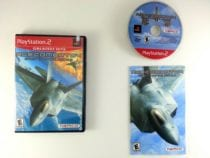 Ace Combat 4 game for Sony Playstation 2 PS2 -Complete