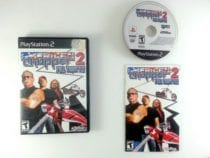 American Chopper 2 Full Throttle game for Sony Playstation 2 PS2 -Complete