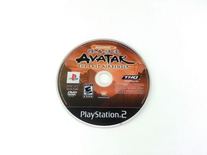 Avatar the Last Airbender game for Sony Playstation 2 PS2 - Loose