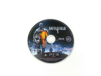 Battlefield 3 game for Sony Playstation 3 PS3 - Loose