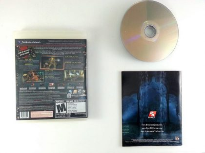 BioShock 2 game for Playstation 3 (Complete)   The Game Guy