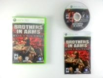 Brothers in Arms Hell's Highway game for Microsoft Xbox 360 -Complete