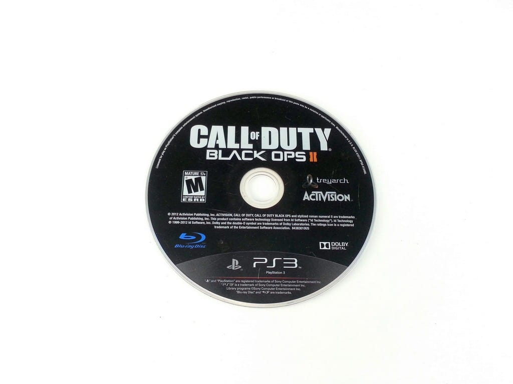 Call of Duty: Black Ops II game for Playstation 3 (Loose) | The Game Guy
