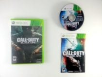 Call of Duty: Black Ops game for Microsoft Xbox 360 -Complete