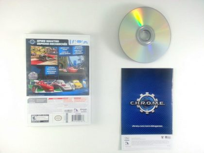 Cars 2 game for Wii (Complete) | The Game Guy