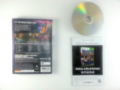 Dance Central game for Xbox 360 (Complete)   The Game Guy
