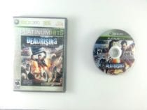 Dead Rising game for Microsoft Xbox 360 -Game & Case