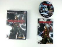 Devil May Cry 3 game for Sony Playstation 2 PS2 -Complete