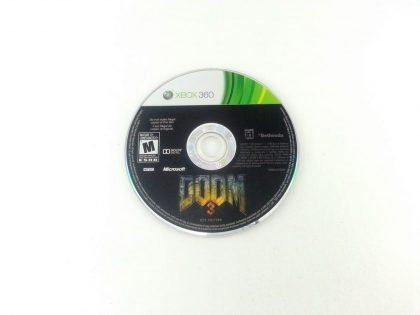 Doom 3 BFG Edition game for Microsoft Xbox 360 - Loose
