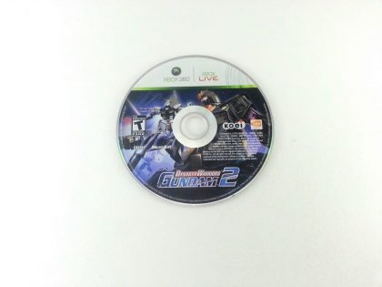 Dynasty Warriors: Gundam 2 game for Microsoft Xbox 360 - Loose