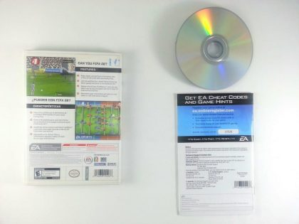 FIFA 2008 game for Wii (Complete) | The Game Guy