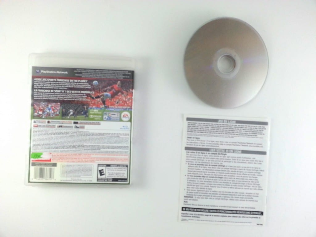 FIFA Soccer 12 game for Playstation 3 (Complete)   The Game Guy