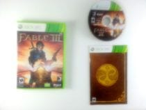 Fable III game for Microsoft Xbox 360 -Complete
