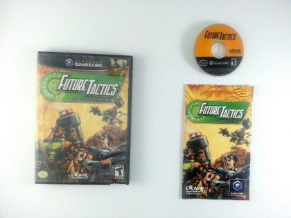 Future Tactics game for Nintendo Gamecube -Complete
