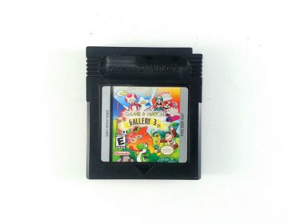Game and Watch Gallery 3 game for Nintendo GameBoy Color - Loose