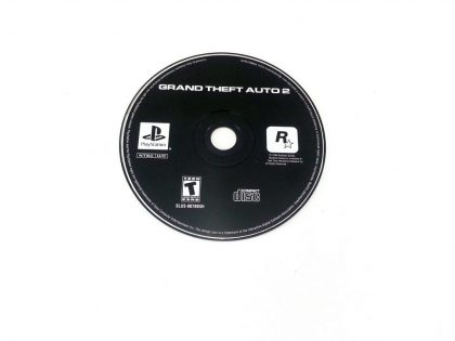 Grand Theft Auto 2 game for Sony Playstation PS1 PSX - Loose