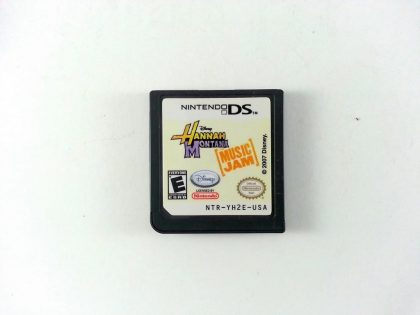 Hannah Montana Music Jam game for Nintendo DS - Loose
