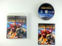 Iron Man 2 game for Sony Playstation 3 PS3 -Complete