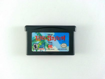 Lilo and Stitch game for Nintendo Gameboy Advance - Loose