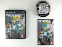 Motocross Mania 3 game for Sony Playstation 2 PS2 -Complete