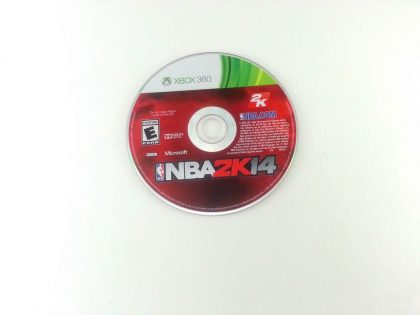 NBA 2K14 game for Microsoft Xbox 360 - Loose