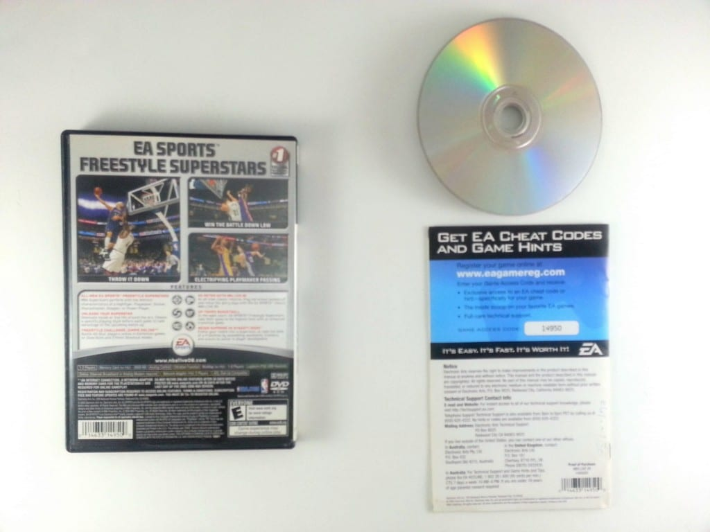 NBA Live 2006 game for Playstation 2 (Complete) | The Game Guy