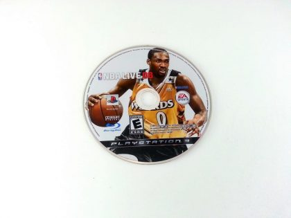 NBA Live 2008 game for Sony Playstation 3 PS3 - Loose