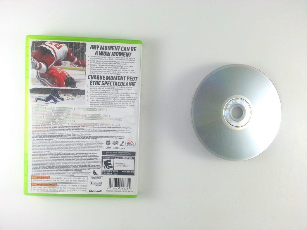 NHL 11 game for Xbox 360 | The Game Guy