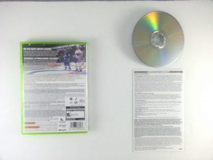 NHL 12 game for Xbox 360 (Complete) | The Game Guy