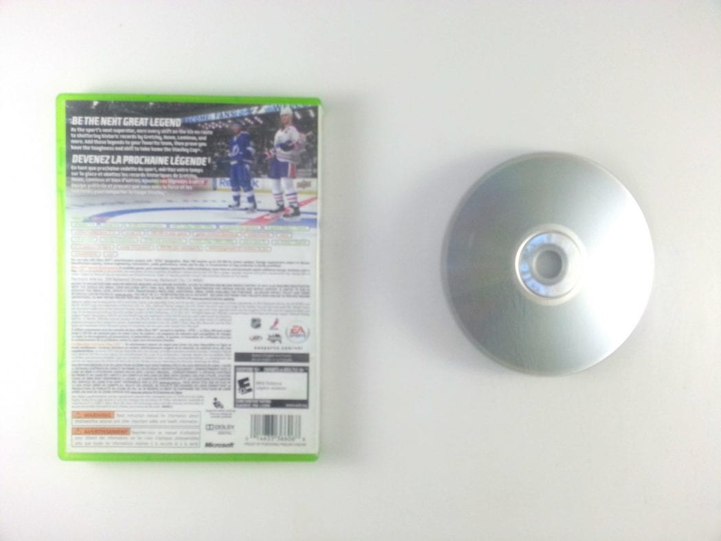 NHL 12 game for Xbox 360   The Game Guy