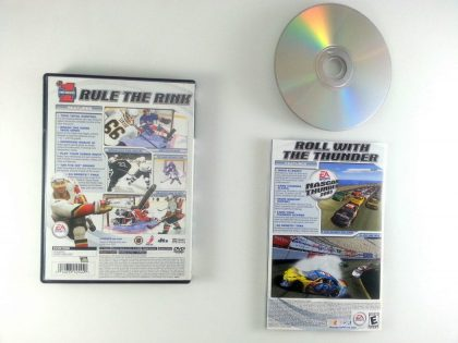 NHL 2003 game for Playstation 2 (Complete) | The Game Guy