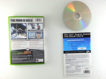 NHL 2006 game for Xbox (Complete)   The Game Guy