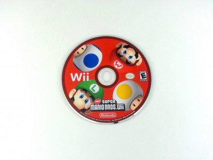 New Super Mario Bros. Wii game for Nintendo Wii - Loose