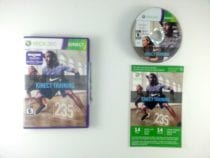 Nike + Kinect Training game for Microsoft Xbox 360 -Complete