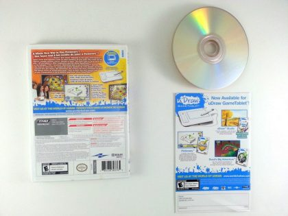 Pictionary game for Wii (Complete)   The Game Guy