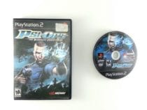 Psi-Ops Mindgate Conspiracy game for Sony Playstation 2 PS2 -Game & Case