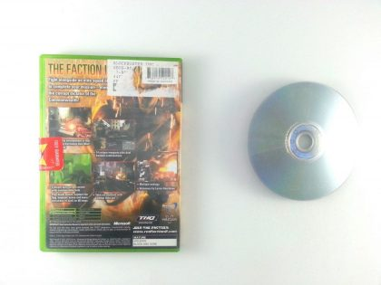 Red Faction II game for Xbox | The Game Guy