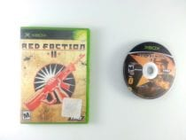 Red Faction II game for Microsoft Xbox -Game & Case