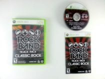 Rock Band Track Pack: Classic Rock game for Microsoft Xbox 360 -Complete
