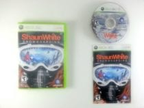 Shaun White Snowboarding game for Microsoft Xbox 360 -Complete